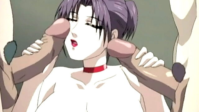 Busty Hentai Mademoiselle Clothes Up Kinky And Will Get Shagstared Within The Public Rest Room