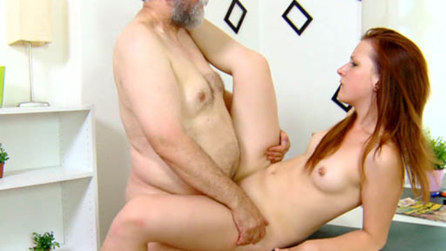 Sveta Is Bent Over And Her Seat Procreatestared Laborious By Means Of Her Older Guy. He Fucks Her Anally And Stripling Moans.