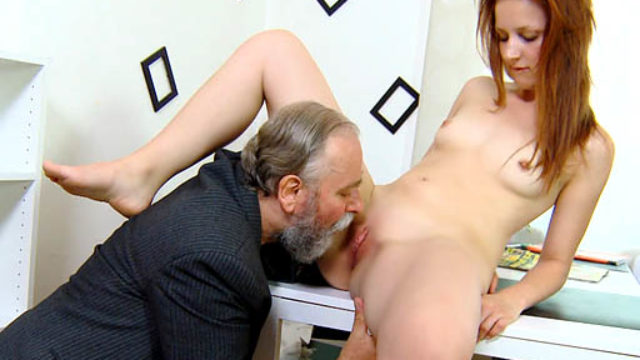 Sveta Is Bent Over And Her Tail Got Laid With Arduous Through Her Older Guy. He Fucks Her Anally And Kid Moans.