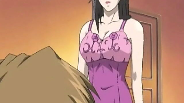 Interesting Dark-haired Manga Porn Vixen With Meaty Breasts Frolicking Together With Her Bf