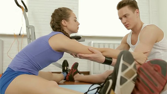 Supreme Honey Banged By Means Of Her Instructor