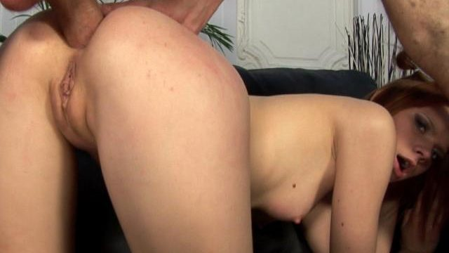 Insane Sandy-haired Bi-atch Getting Lean Culo Screwed Via A Monster Man Meat