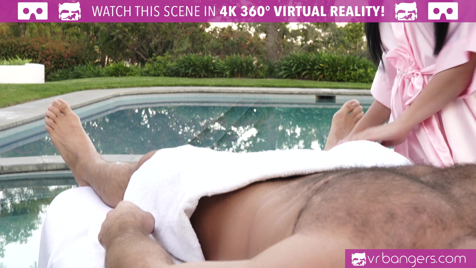 Vr Bangers- Jackie Cock Will Get Deep Snatch Rubdown And Money-shot