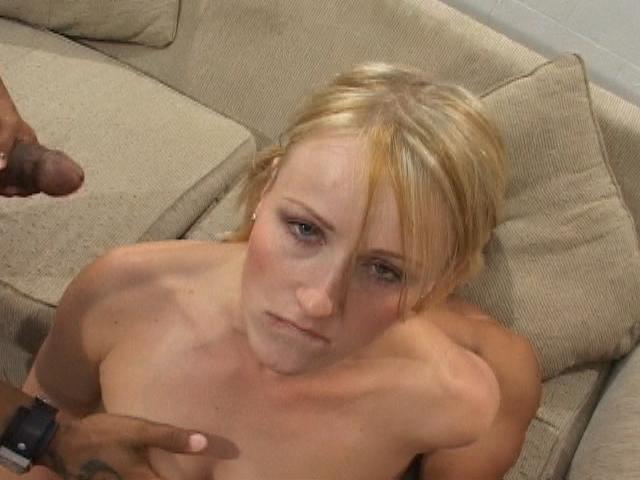Supreme Ash-blonde Breezy Sharon Will Get Poked Via 2 Giant Knobs
