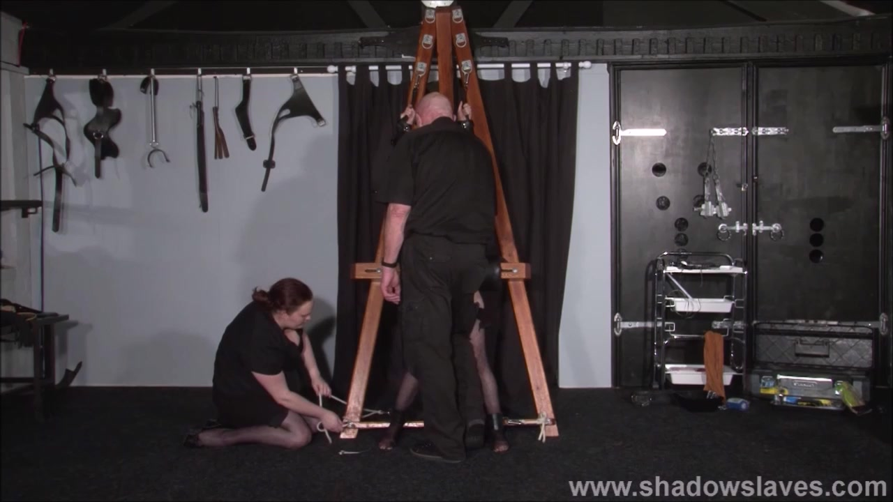 Strapped Elise Graves Twat Disciplined And Gonzo Domination & Submission Of E