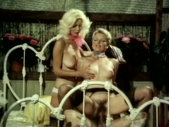 Wild Multiracial Old-school Sequence With Mike Ranger And Auntie Peg